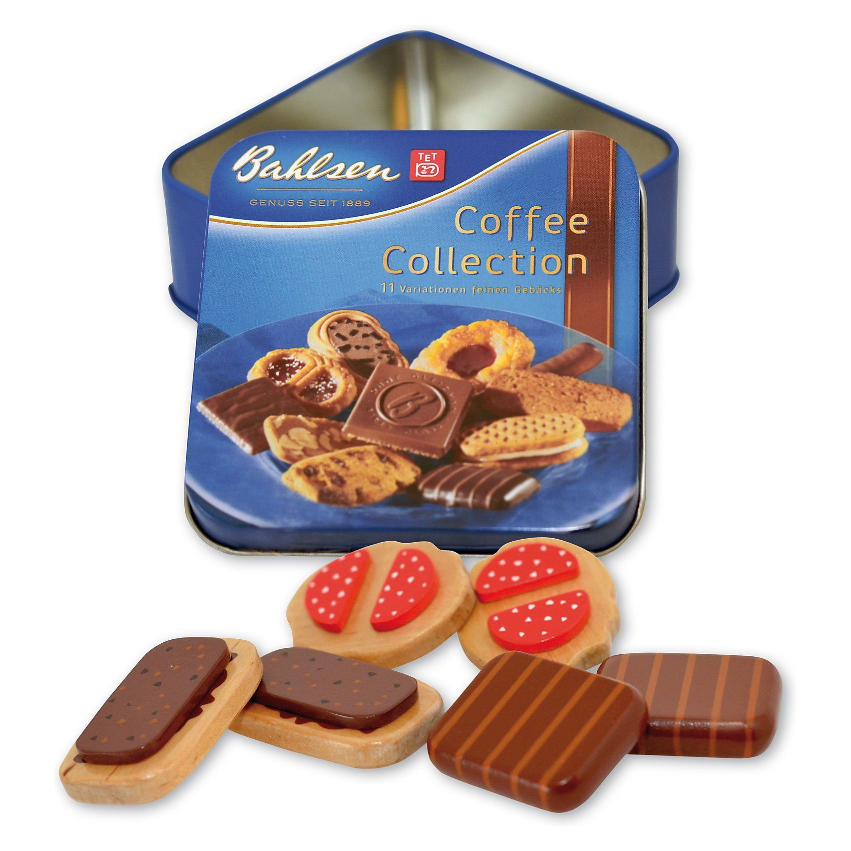 Chr. Tanner Spiellebensmittel Bahlsen Coffee Collection